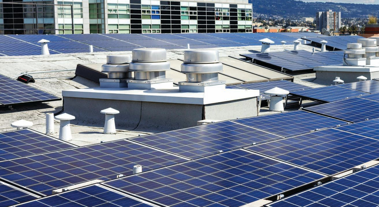 The Added Advantages Of Using Solar HVAC Systems